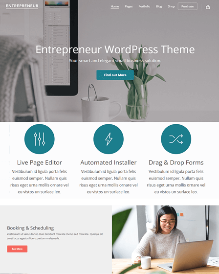 entrepreneur-wordpress-theme-for-small-business
