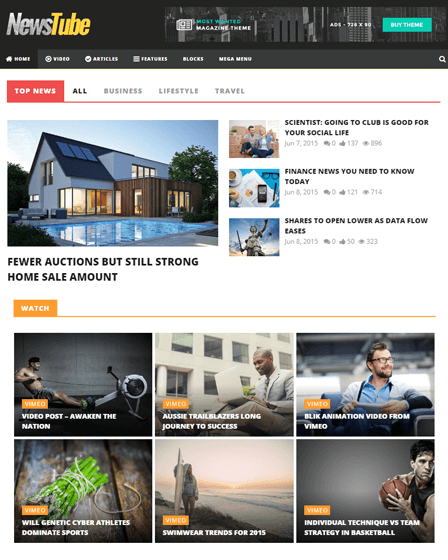 newstube-best-blogging-wordpress-theme