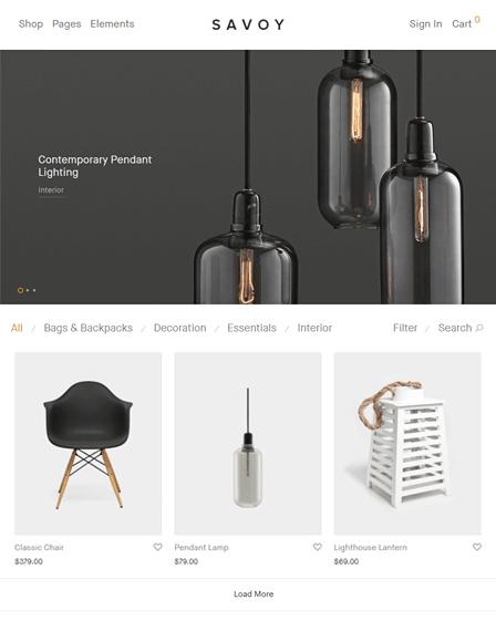 savoy-best-wordpress-theme-for-online-store