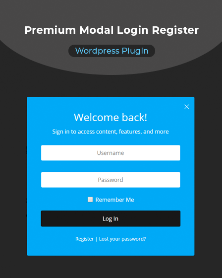 feature-image-premium-modal-login-register wordpress-plugin