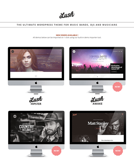 lush-best-selling-musician-wordpress-theme