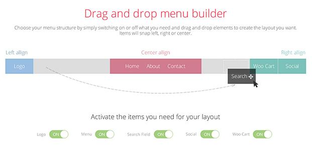 Drag And Drop Menu Builder - Custom WordPress Menu Plugin