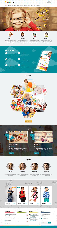 Home - WordPress Child Theme