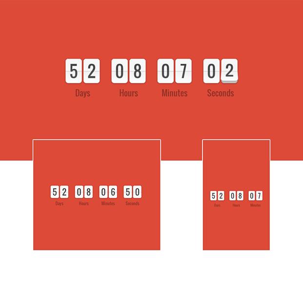Soon Preview 1 - Countdown Plugin WordPress