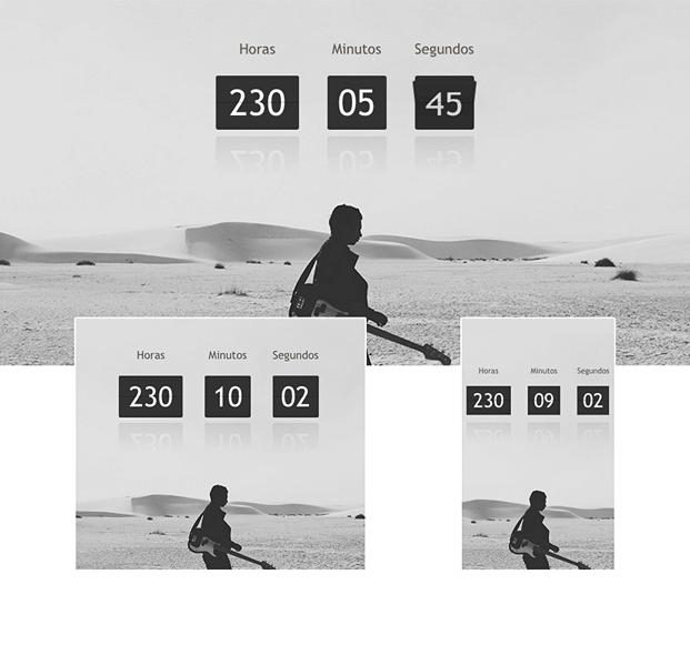 Soon Preview 3 - Countdown Plugin WordPress