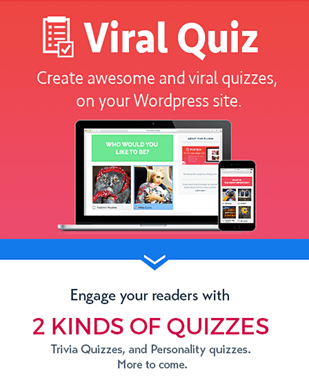 Quiz WordPress Plugin