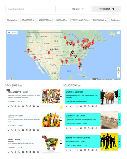 WordPress Geodirectory Plugin