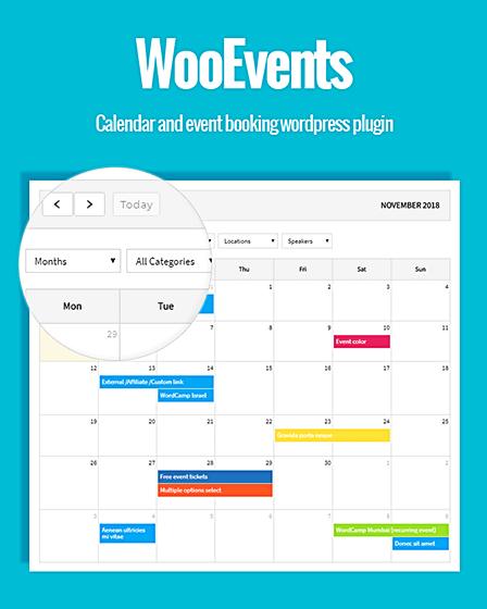 WordPress Event Booking Plugin