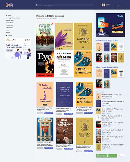 Online Book Store Script