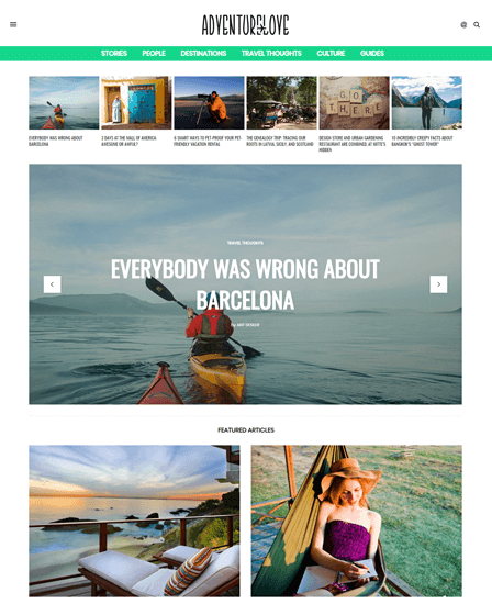 Best WordPress Magazine Theme