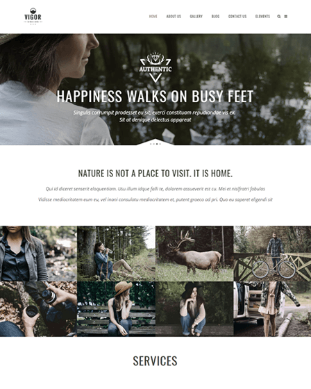 WordPress Multi Purpose Theme