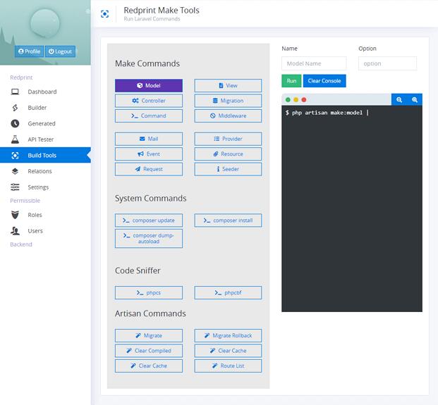 App Tools - App Builder Script