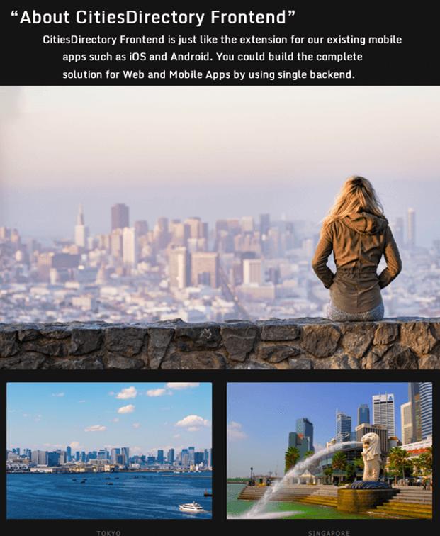 CitiesDirectory