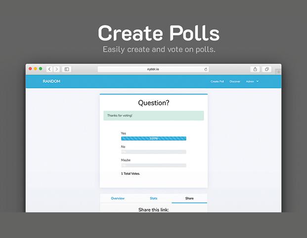 Create Polls - Poll PHP Script