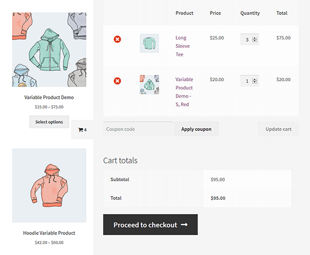 Checkout Page - WooCommerce Checkout Plugin