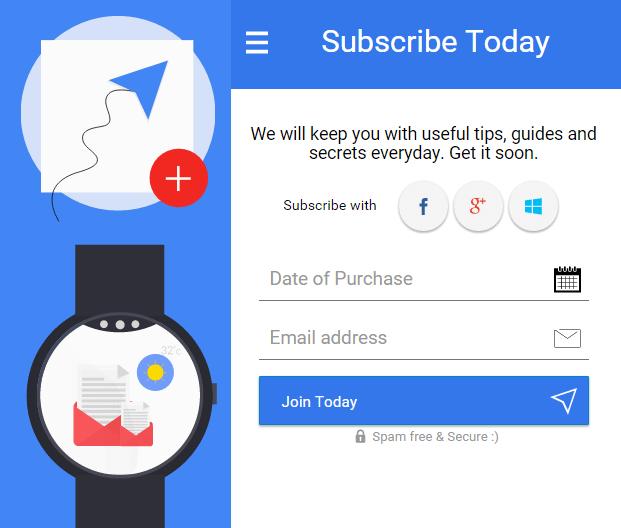 Subscription Form- Mailchimp Popup WordPress Plugin