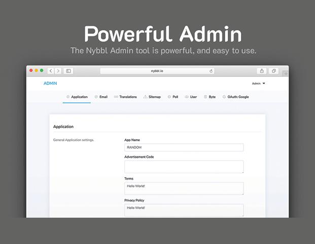 Admin Dashboard - Poll PHP Script