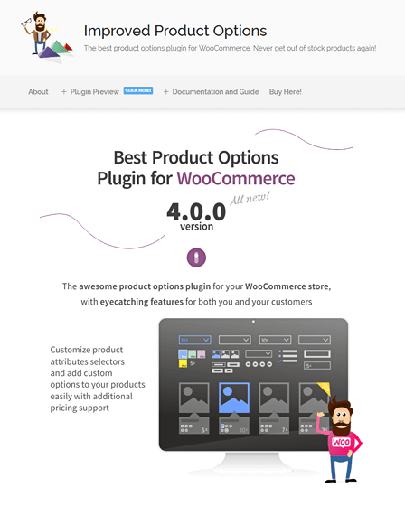 WooCommerce WP Plugin