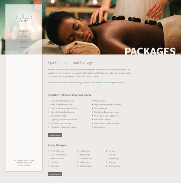 Package - SEO Optimized WordPress Theme