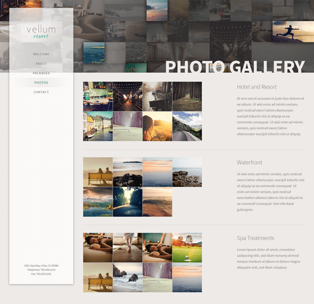 Photo - SEO Optimized WordPress Theme