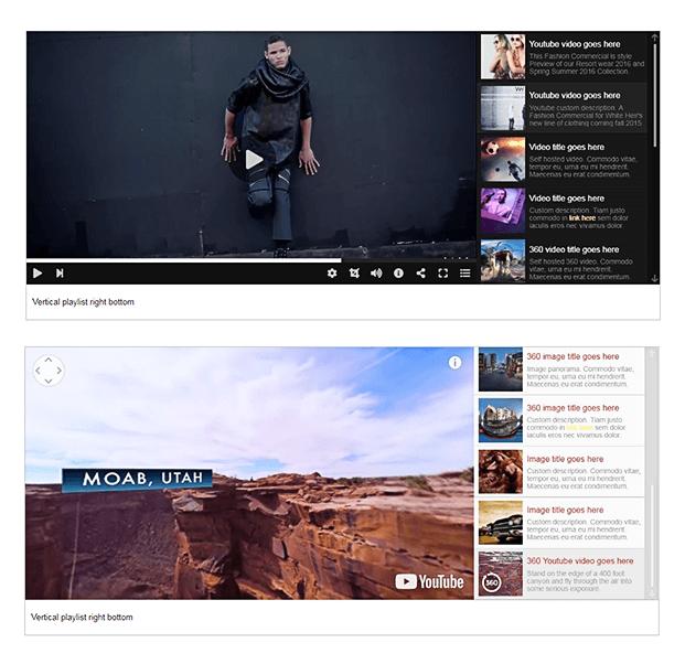 Playlist - WordPress Custom Gallery Plugin