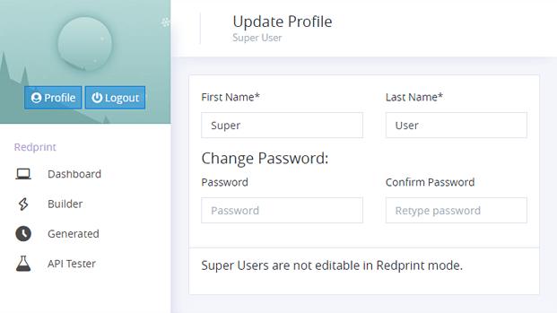 Profile - App Builder Script