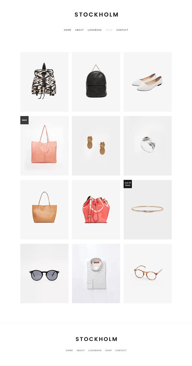Shop - WP Multipurpose Theme