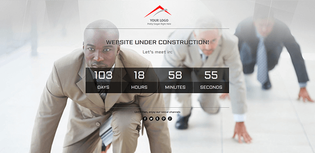 Coming Soon Page - Countdown Plugin For WordPress