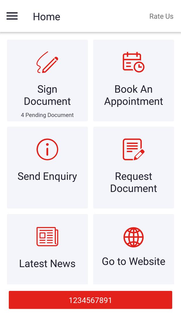 Mobile - PHP Digital Signature Script