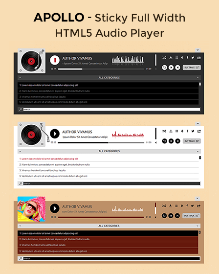 WP Audio Player Plugin