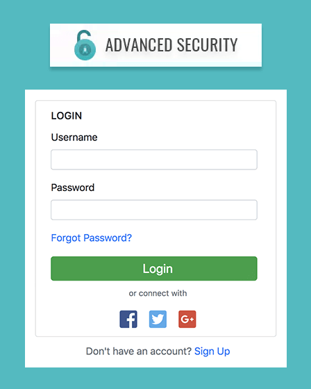 Login Register PHP Script