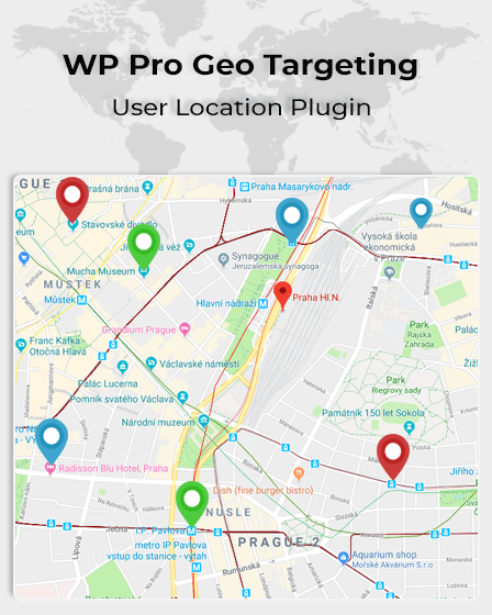 Geo Targeting WordPress Plugin