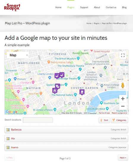Title Geodirectory Plugin WordPress