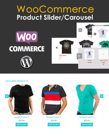 Product Slider WordPress Plugin