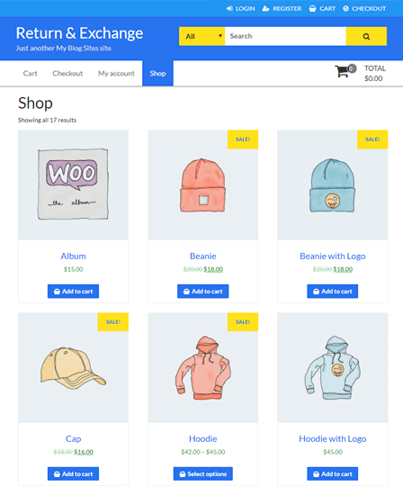 Preview-WooCommerce Custom Price Plugin