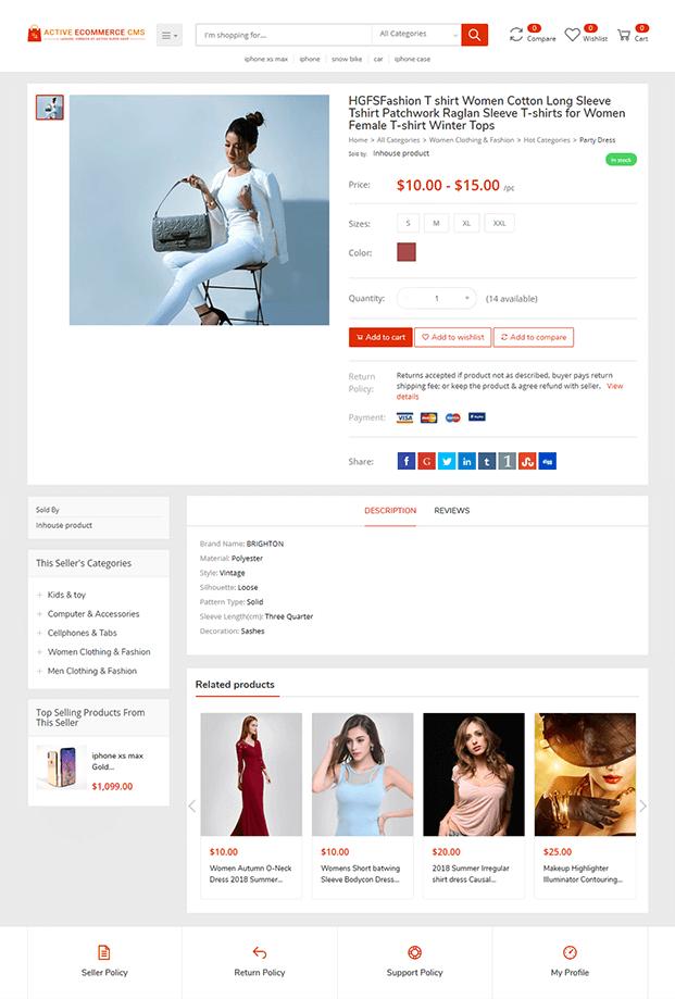 Buy - Online Marketplace Script