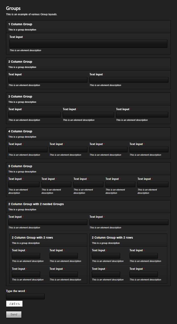 Dark Mode - Ajax Contact Form Script