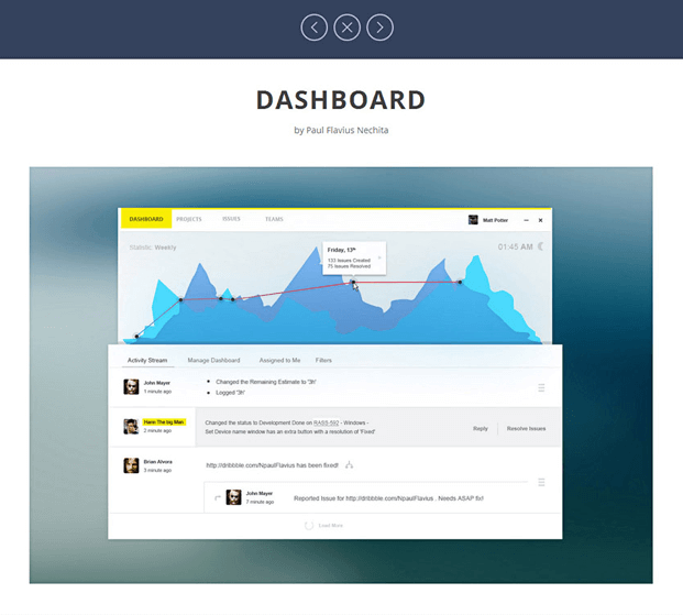 Dashboard - WordPress Plugin Grid Gallery