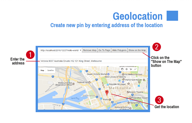Geo Location - Google Map PHP Script