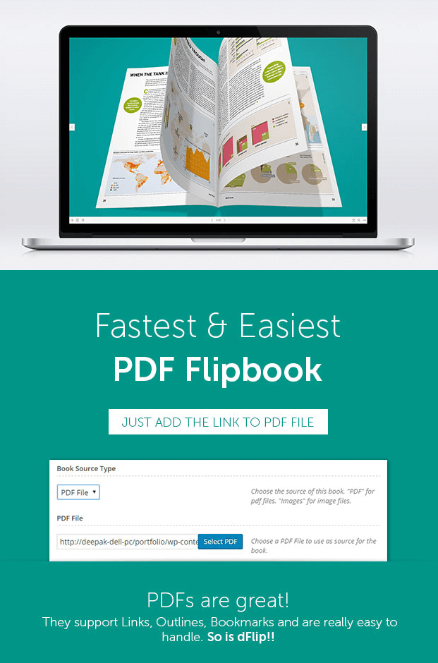 PDF - Flipbook Plugin For WordPress