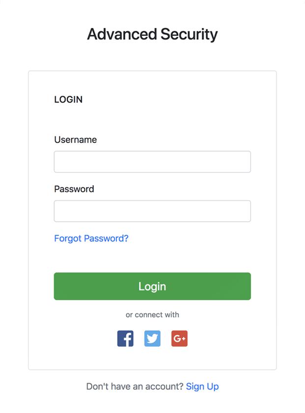 Login - Login Register PHP Script