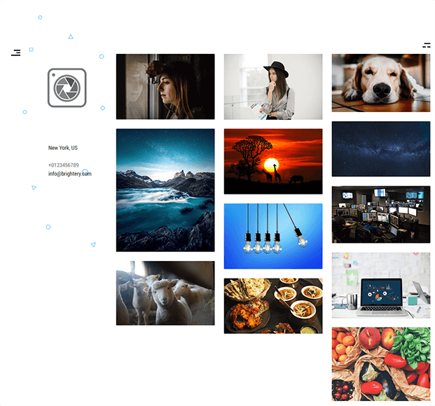 Portfolio - Photography PHP Script