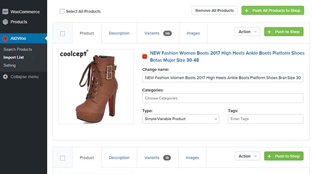 Product Order - Dropshipping WordPress Plugin