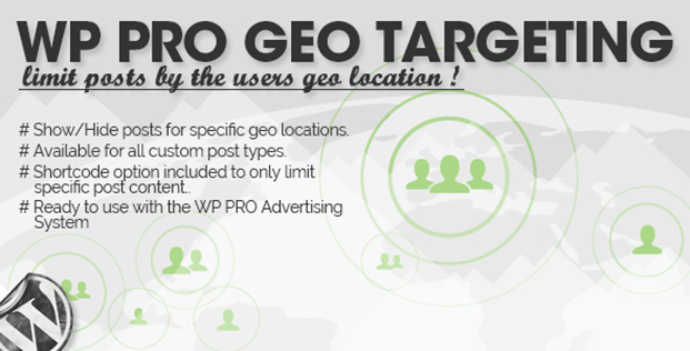 Home - Geo Targeting WordPress Plugin