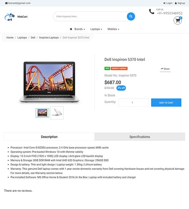 Multi Vendor - E-commerce Marketplace Script