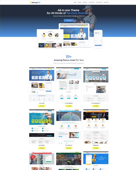 BuildWall - Construction Multipurpose WordPress Theme