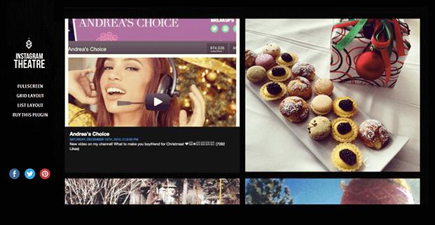 Home - Instagram Gallery WordPress Plugin