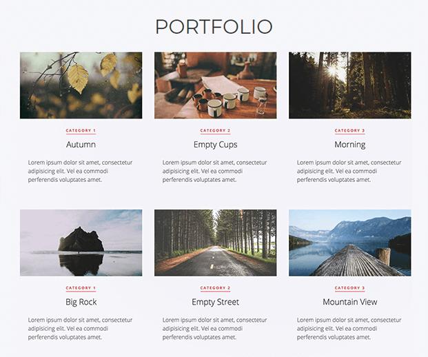Portfolio - Responsive Gallery WordPress Plugin