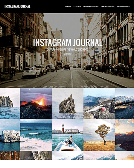 WordPress Instagram Feed Plugin