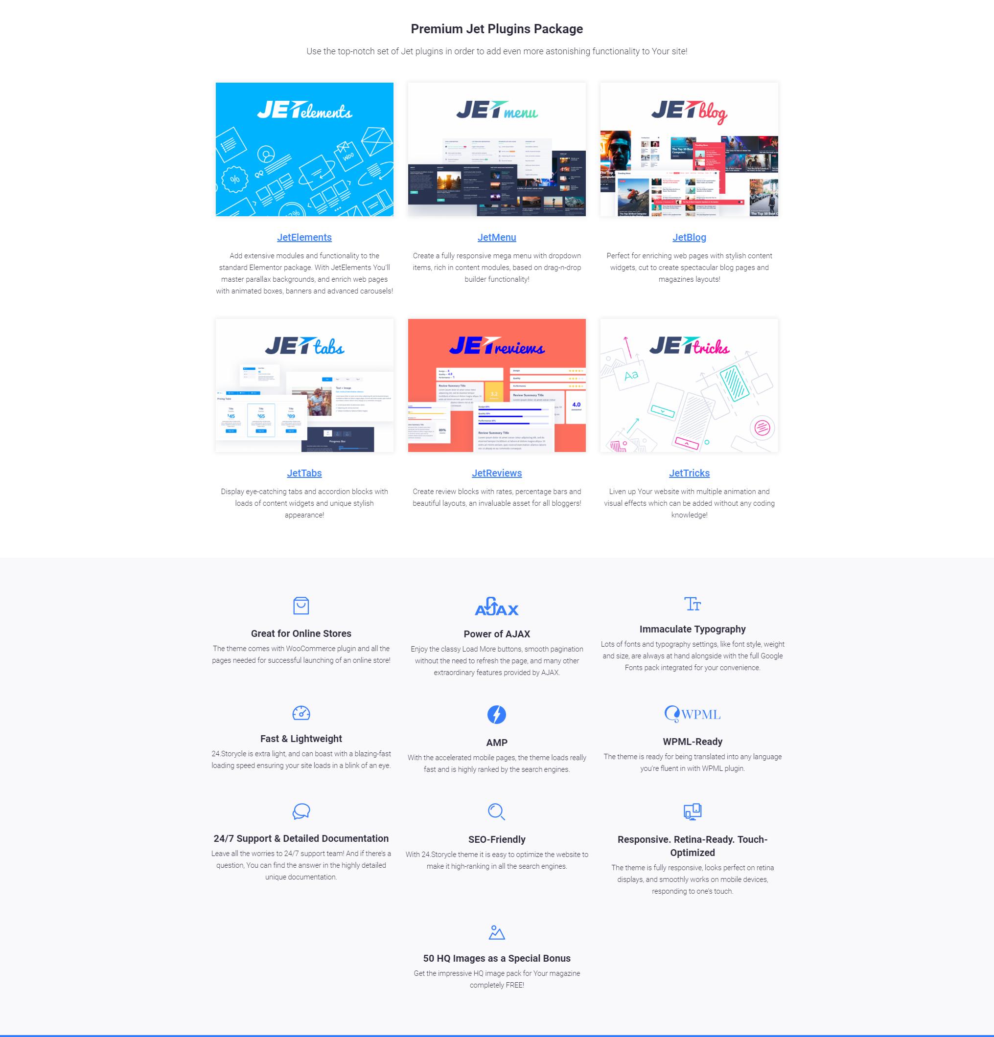 Plugins - WordPress Theme For News Portal